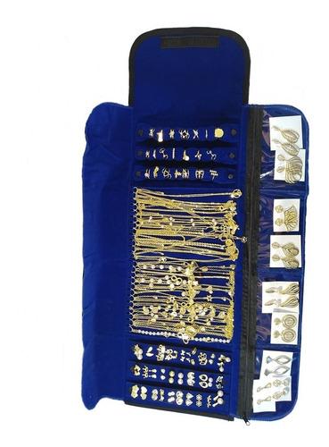 kit revenda contendo 80 peças folheadas a ouro 18k