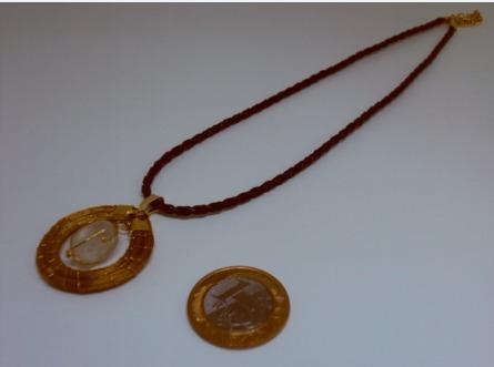 kit revenda e atacado 15gargantilhas courinho+ capim dourado