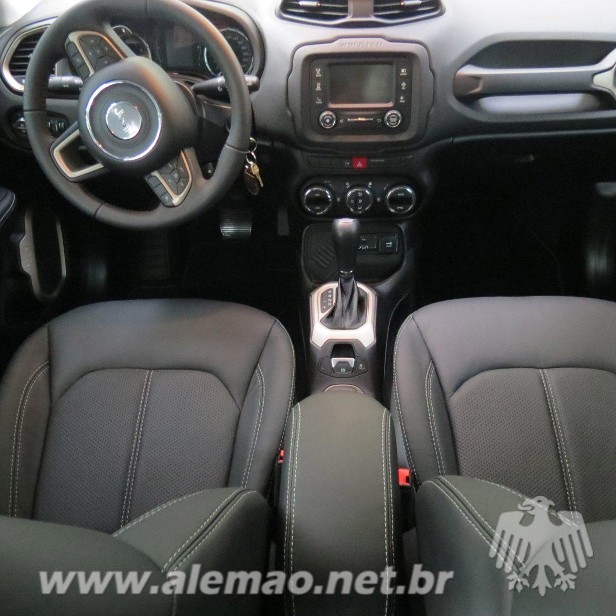 Kit revest 70 couro p jeep renegade pcd bancos e laterais r em mercado livre - Kit de interior ...