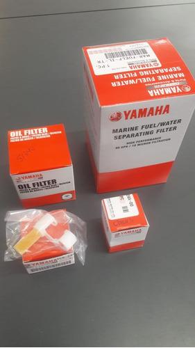 kit revisão para motores yamaha f200c - f200b