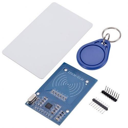 kit rfid tarjeta llavero y lector rfid arduino pic rc522