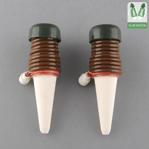 kit riego automático 2 sondas