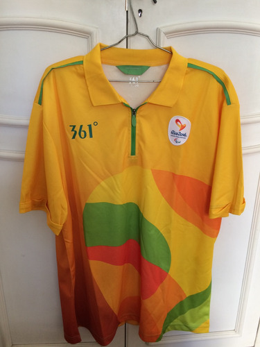 kit rio 2016 - tenis, camisa e calca
