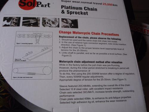 kit rodamientos para suzuki dr 650 / kawasaki klr 650