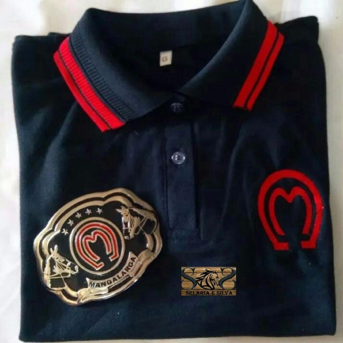 5895472dbab72 Kit Rodeio Camisa Polo E Fivela P  Cinto Mangalrga S  Frete! - R  90 ...