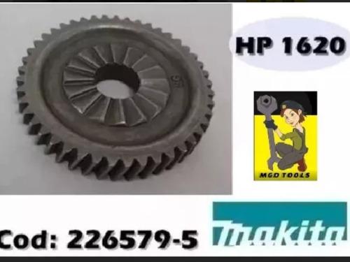kit rotor + engrenagem furadeira makita hp1620/hp1640 - 220v