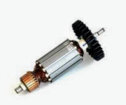 kit rotor + escovas + molas serra makita 4100ns/4100nh2