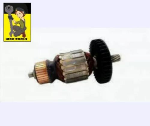kit rotor + estator + escovas serra makita 5007n/5007mg 220v