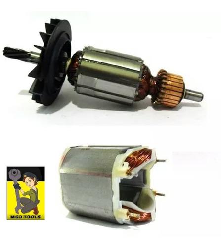 kit rotor + estator martelete bosch gbd 2-24d