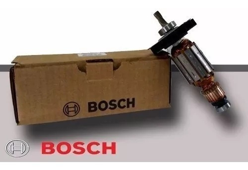 kit rotor + estator martelete gbh 2-24d 127v  bosch original