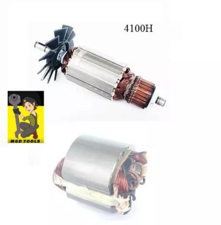 kit rotor + estator serra marmore 4100h
