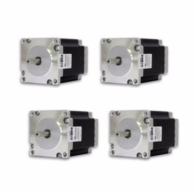 e4f871fee79 Kit Router Cnc Motor De Passo Nema 23 15kgf.cm Cnc 4 Eixos - R  751 ...