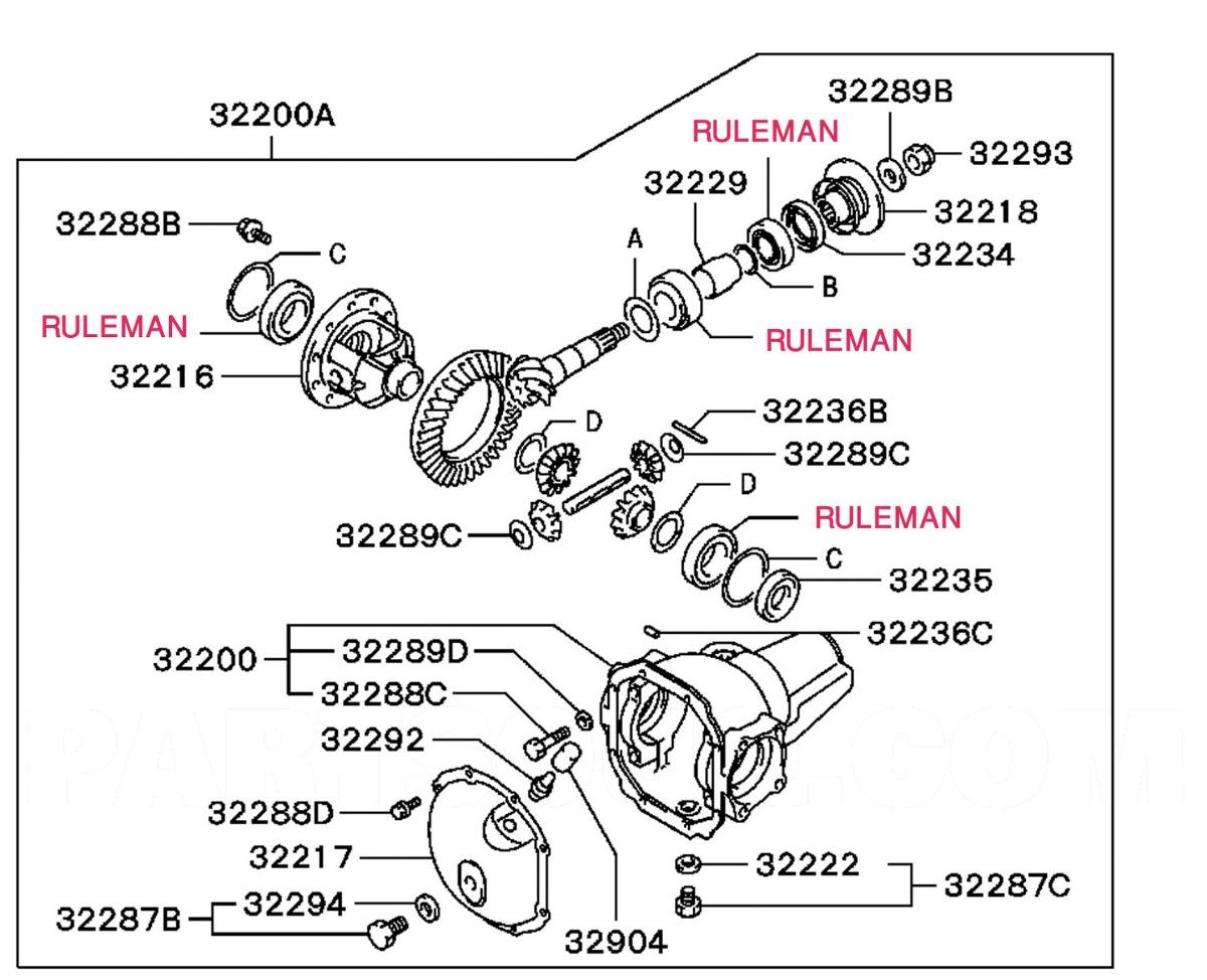 Temperatura con aa Kit-rulemanes-diferencial-delantero-mitsubishi-montero-l200-D_NQ_NP_689275-MLA28322940336_102018-F