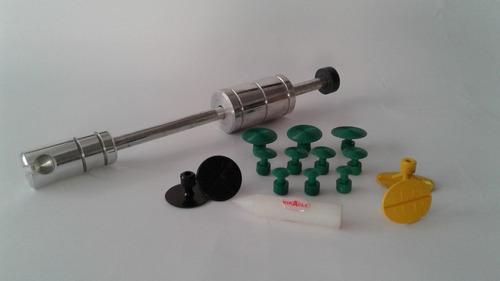 kit saca bollos universal silicona abolladura granizo golpes