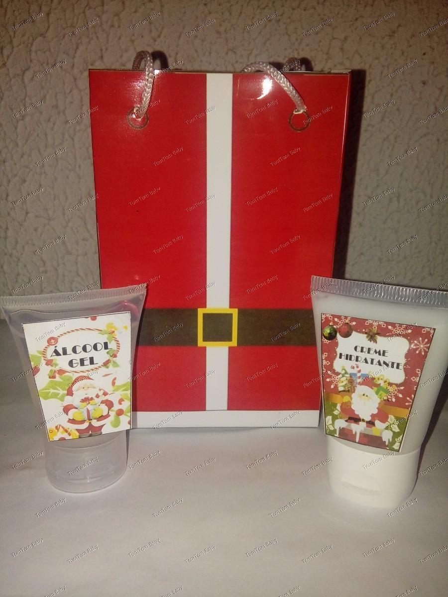 Kit Sacolinha Hidratante Presente Natal R 1290 Em Mercado Livre