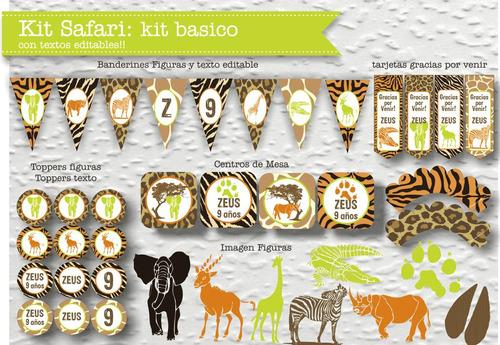 kit safari
