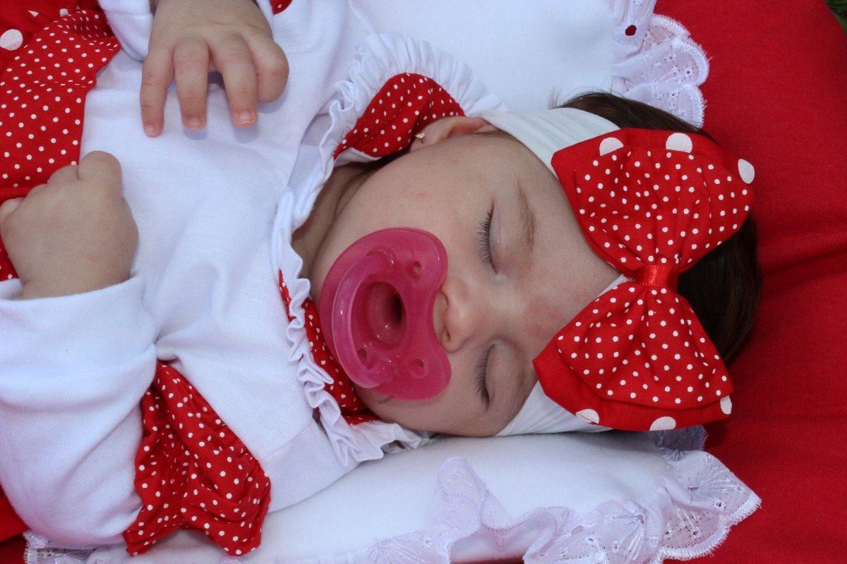 bd82c17385058 kit saida de maternidade menina 05 peças - charmosa vermelha. Carregando  zoom.