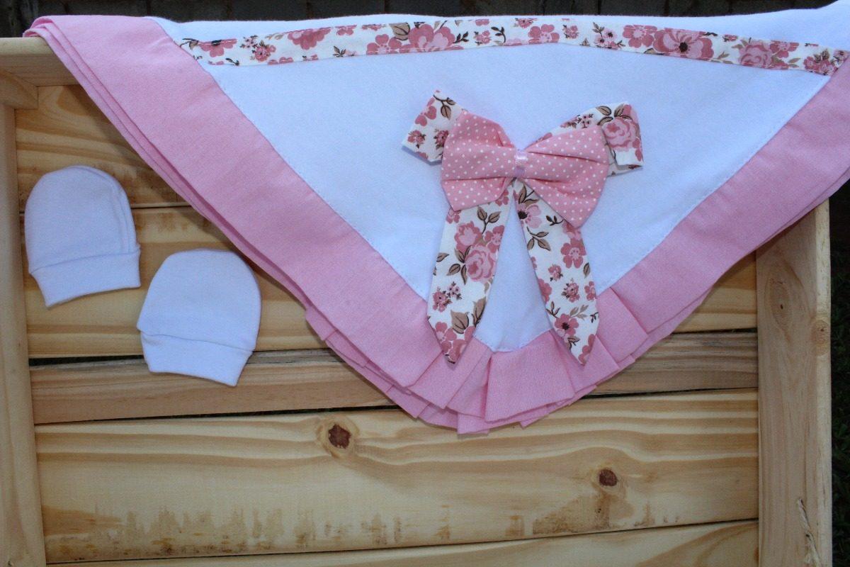 07b5e6f9706f0 kit saida de maternidade menina 05 peças - linda rosa. Carregando zoom.