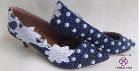 eb1f66d9a Scarpins Bahia Senhor Do Bonfim - Sapatos para Feminino com o Melhores  Preços no Mercado Livre Brasil