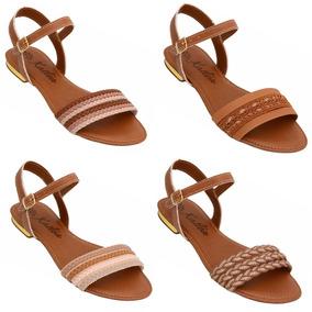 619adbeb5 Kit Sandalias Revenda 12 Pares - Calçados, Roupas e Bolsas com o Melhores  Preços no Mercado Livre Brasil