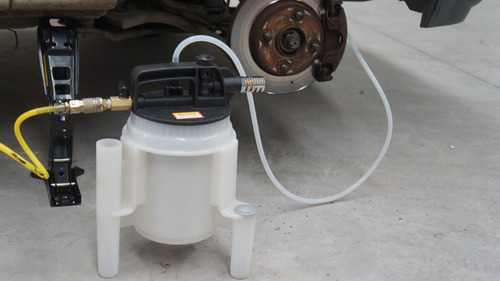 kit sangrador pneumatico de freio e direção hidráulica