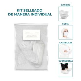 Kit Sanitario Sms 70 Grs - Envase Termosellado Odontologico