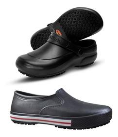 ebc519684 Sapato Para Chef De Cozinha Crocs - Calçados, Roupas e Bolsas com o  Melhores Preços no Mercado Livre Brasil