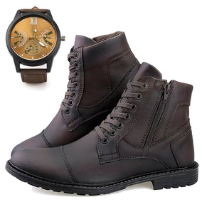 bf32f3bc01 Sapato Social Me Pisa Masculino - Botas com o Melhores Preços no Mercado  Livre Brasil