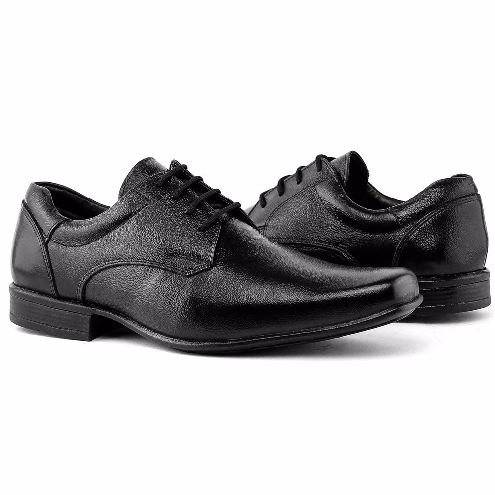 8de7be7bcf kit sapato preto cinto meia calçadeira chaveiro carteira 6x1. Carregando  zoom.
