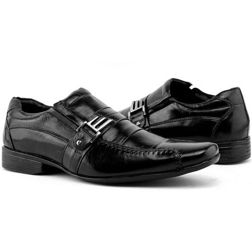 kit sapato social barato couro 100% legitimo 6 em 1 oferta