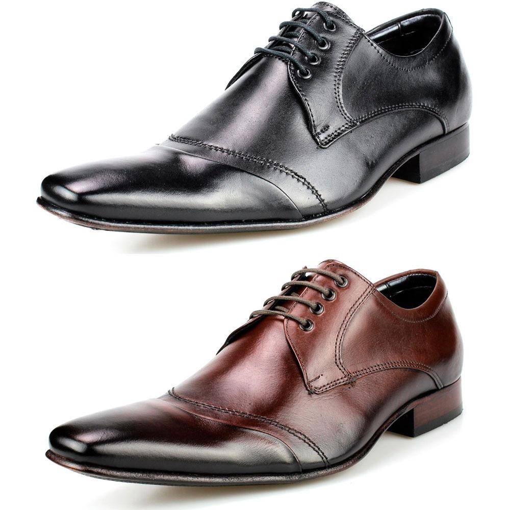 06341ea54a kit sapato social masculino bico alongado couro legitimo. Carregando zoom.
