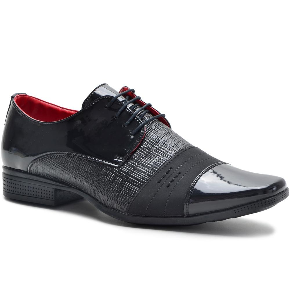 8955599465 kit sapato social masculino com cinto e carteira ruggero. Carregando zoom.