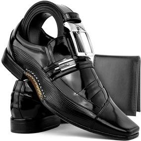 11e8ac0427 Sapato Couro Marrom - Sapatos no Mercado Livre Brasil