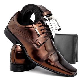 a77860402 Sapato Parthenon Shoes - Calçados, Roupas e Bolsas Dourado-escuro com o  Melhores Preços no Mercado Livre Brasil