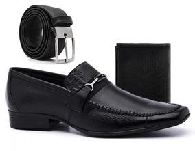 d0bb30b0b Sapatos Linha Conforto Masculino - Sapatos no Mercado Livre Brasil