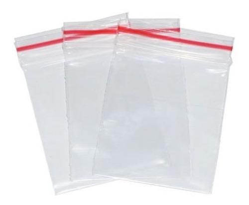 kit saquinhos zip lock transparente reutilizável