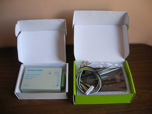kit score control acceso asistencia rfid 13.56 teclado usb