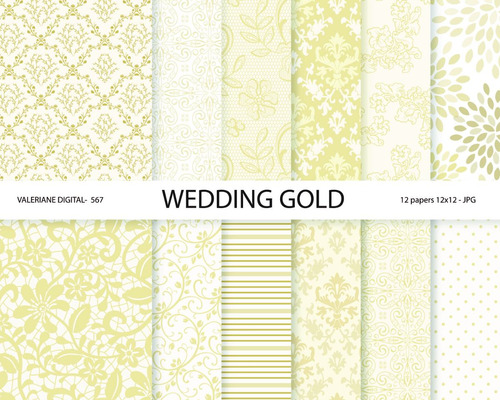 kit scrapbook digital papéis casamento cod 23