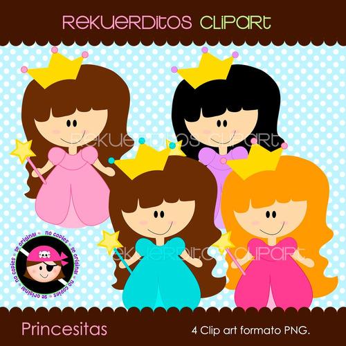 kit scrapbook digital princesas imagens clipart cod 55