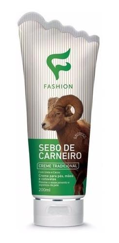 kit sebo de carneiro hidratante + relaxante + esfoliante