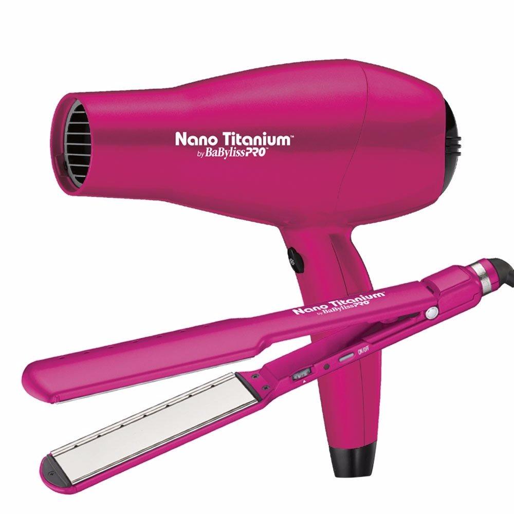 kit secador de pelo + plancha de pelo profesional babyliss. Cargando zoom. 11d3adeef9c1