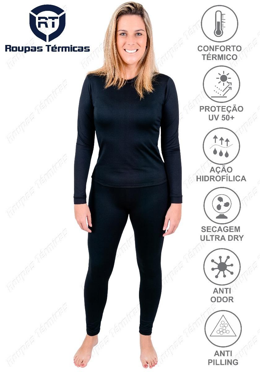4c36163bfc kit segunda pele frio 1 blusa 1 calça proteção flanelada. Carregando zoom.