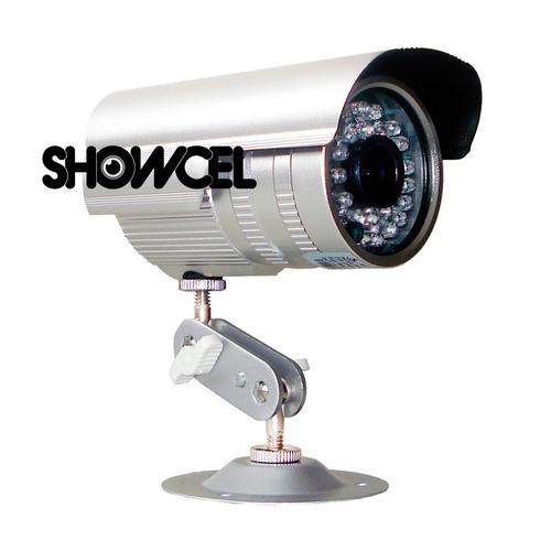 kit segurança dvr 4 canais hd + 4 câmera infravermelho