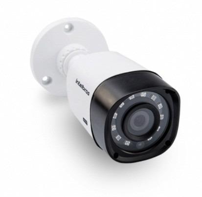 kit segurança dvr 8 canais mhdx 4 câmeras vhd 1010 +cabo