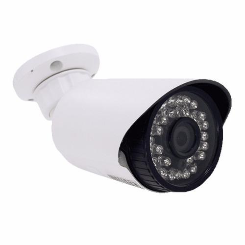 kit segurança eletrônica 4 câmeras hd dvr 8 canais luxvision