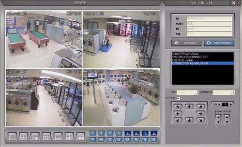 kit seguridad 8 camaras infrarojo con disco duro inc iva