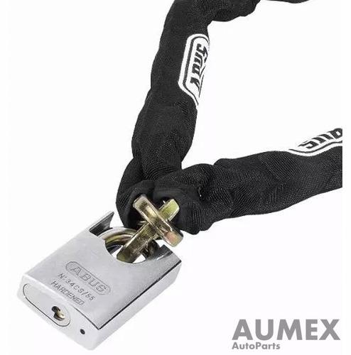 kit seguridad abus rueda de repuesto para mazda bt50