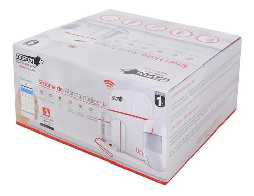 kit seguridad hogar inteligente smart inalambrica