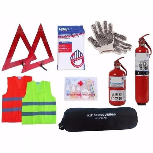 kit seguridad para
