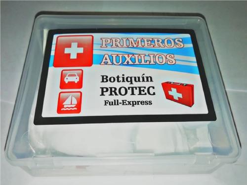 kit seguridad para autos.
